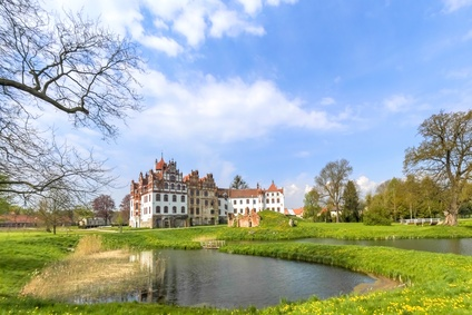 Schloss Basedow Malchin am Kummerower See
